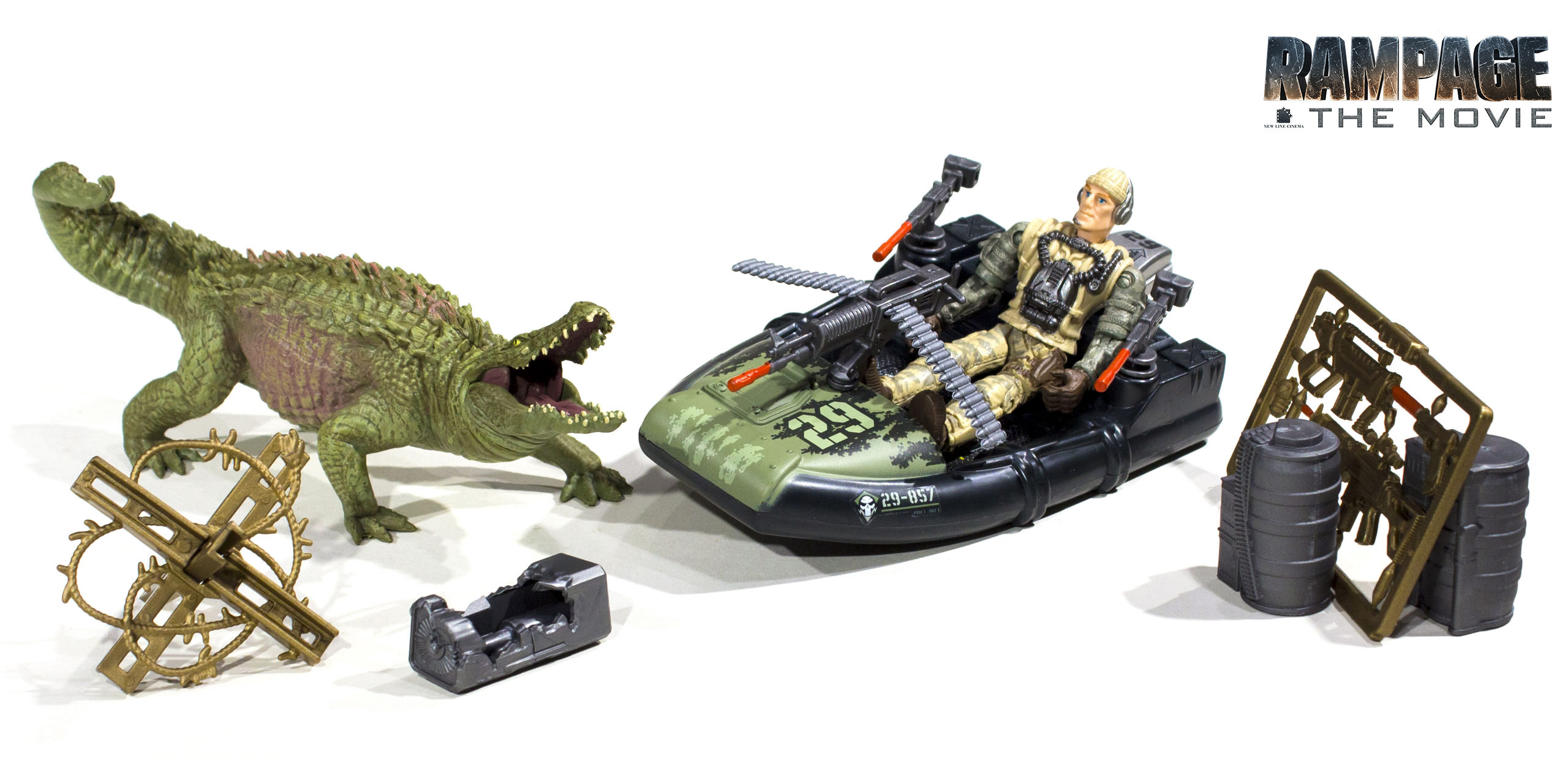 rampage movie toys uk